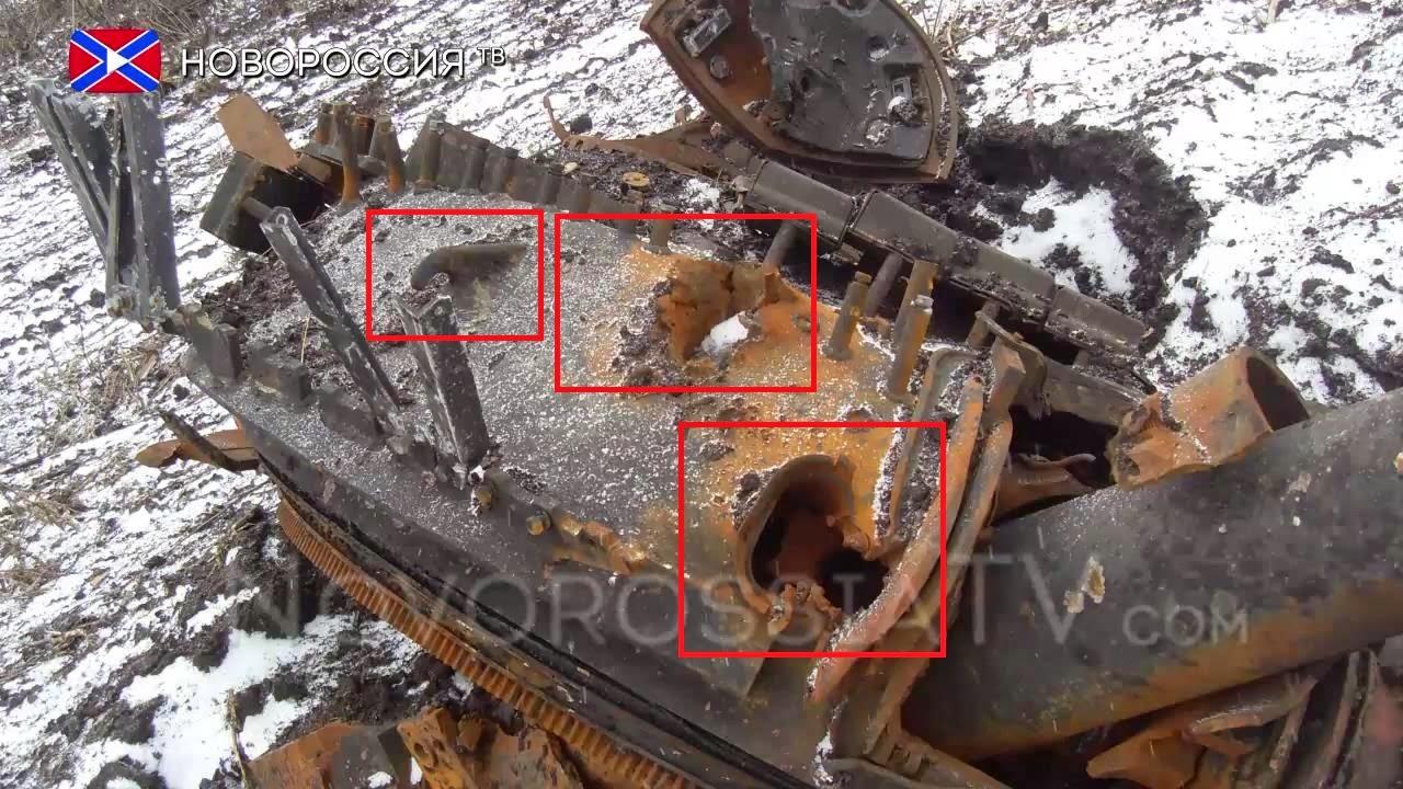 Sobre los T-64 y su desempeño en Ucrania 343196_original
