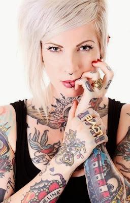τατουάζ κορίτσι,τατουάζ κοπέλα