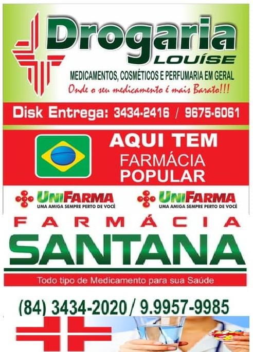 DROGARIA LOUISE SANTANA DO MATOS