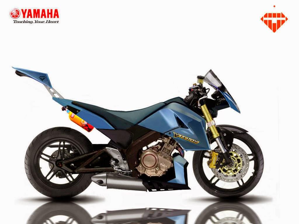 Gambar Modifikasi Motor Yamaha Terbaru 2015