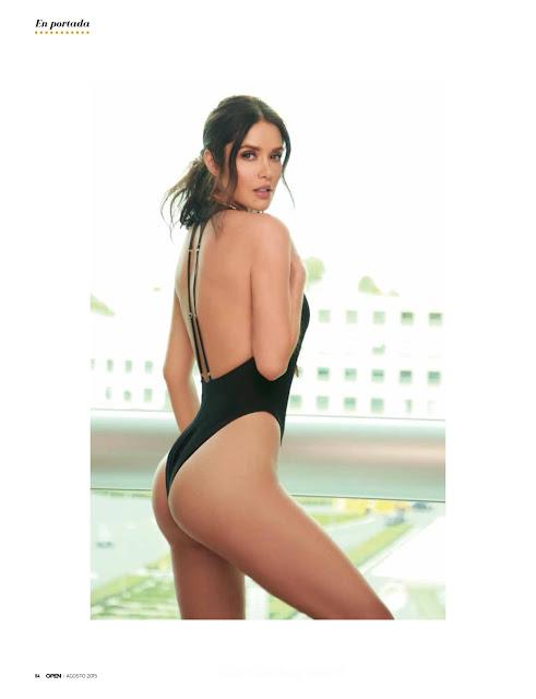 Marlene Favela Revista Open México - Agosto 2015