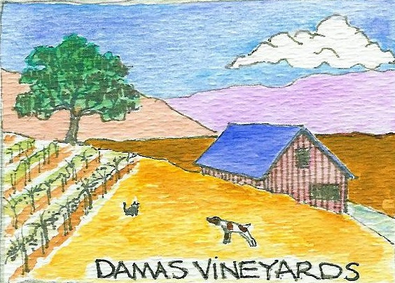 Damas Vineyards - Fiddletown