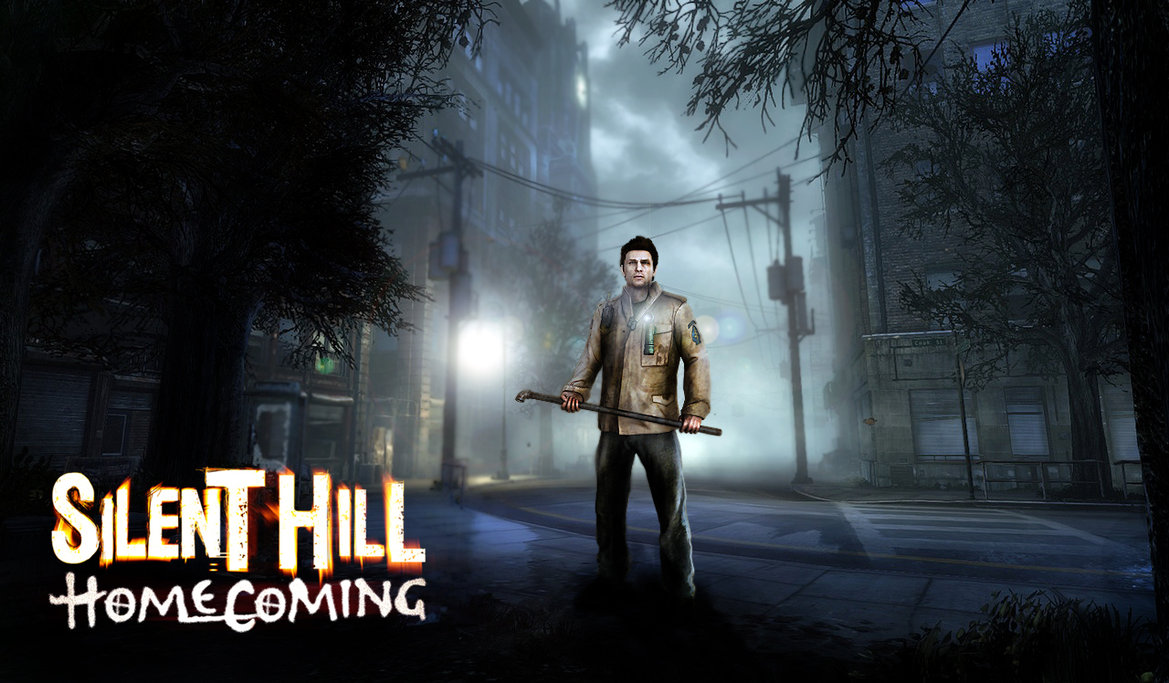 Silent Hill Homecoming Free Download PC Games