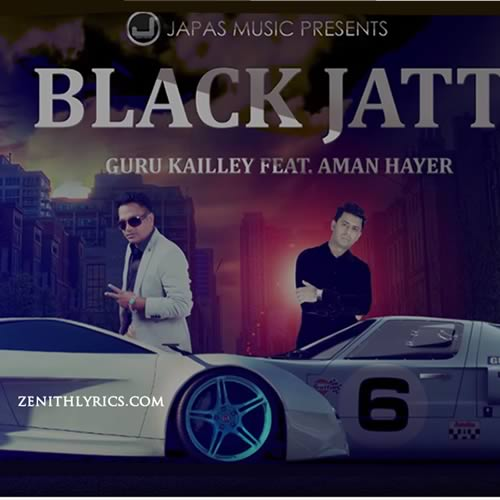 Black Jatt - Aman Hayer