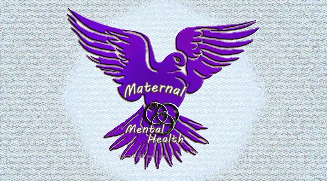 Maternal Mental Health Symbol, Postpartum Psychosis, Natachia Barlow Ramsey, Suicide, Depression, Maternal Mental Health, Psychosis 6