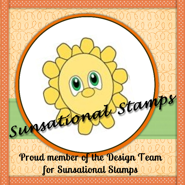 Sunsational Stamps Design Team member