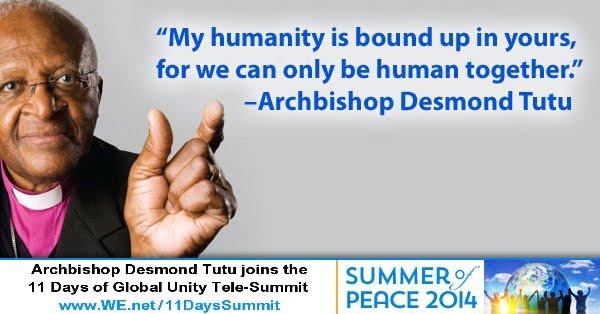 Desmond Tutu on Humanity