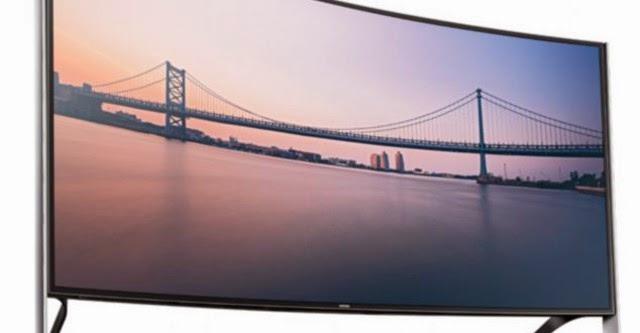 TV màn hình cong 105 inch của Samsung có giá 2,5 tỉ đồng
