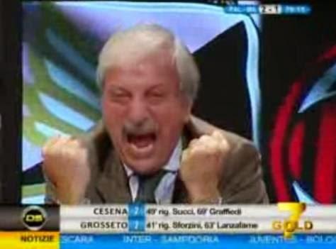 Tiziano Crudeli Palermo Milan 2-2
