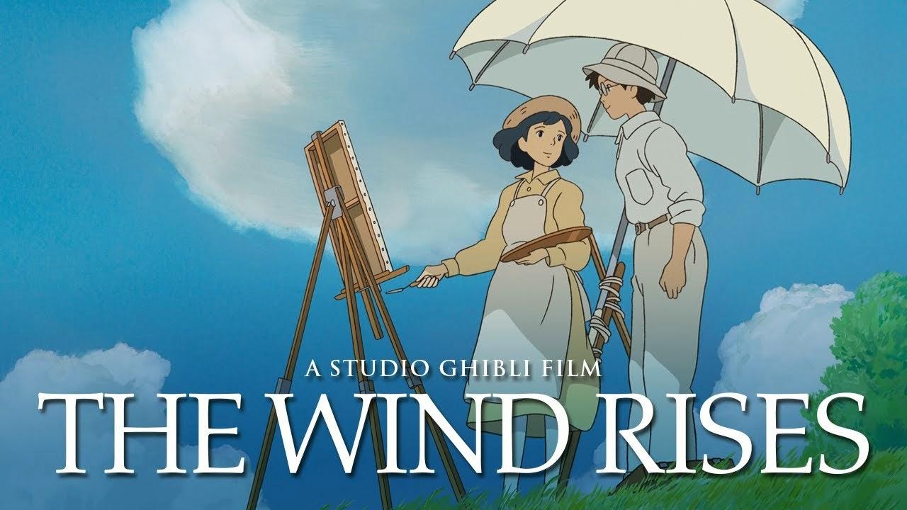 Gambar The Wind Rises Film Kartun Disney Terbaru Animasi Lucu