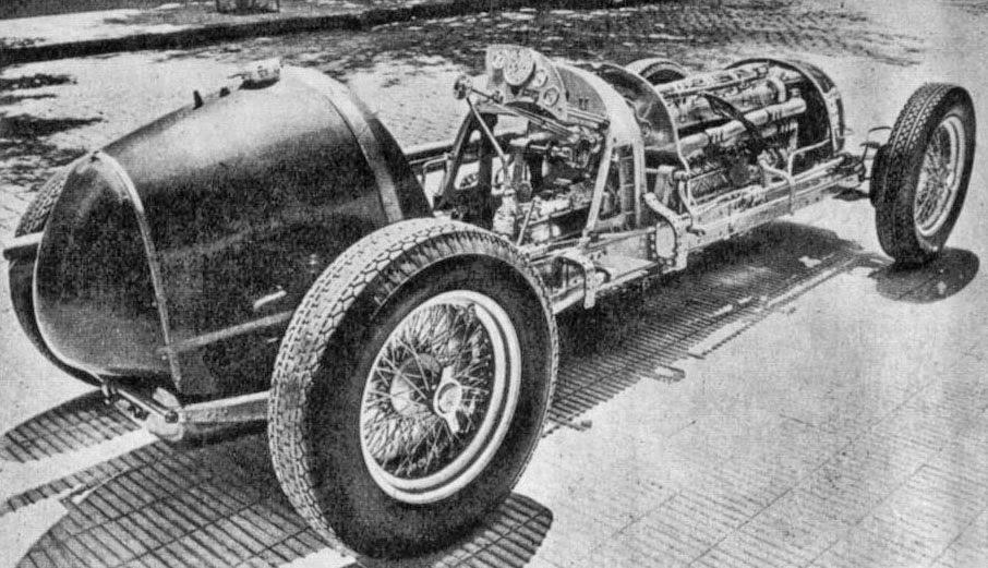 Archivo de autos: Una Maserati argentina