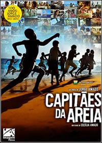 Capitães da Areia DVDRip XviD  Nacional