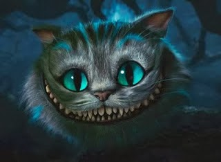 The Cheshire Cat - Alice in Wonderland (2010)