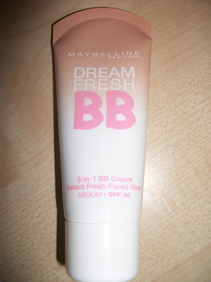 Make Up Review, Beauty, Maybelline Dream Fresh BB Cream Review, Will Maybelline Dream Fresh BB Cream suit my skin type