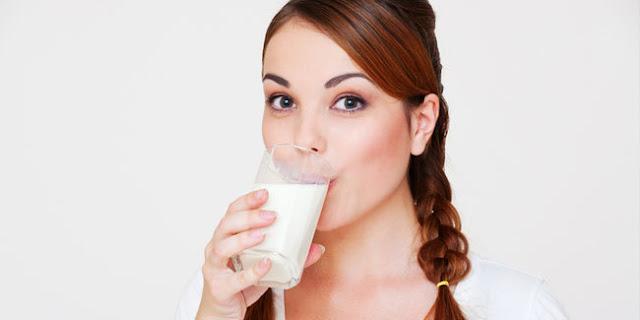 Anda Gemar Minum Susu? Ini 5 Manfaatnya Untuk Kesehatan