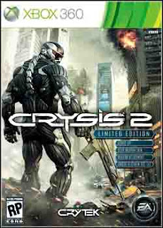 crysis2ok Download   Jogo Crysis 2 XBOX360 MARVEL (2011)