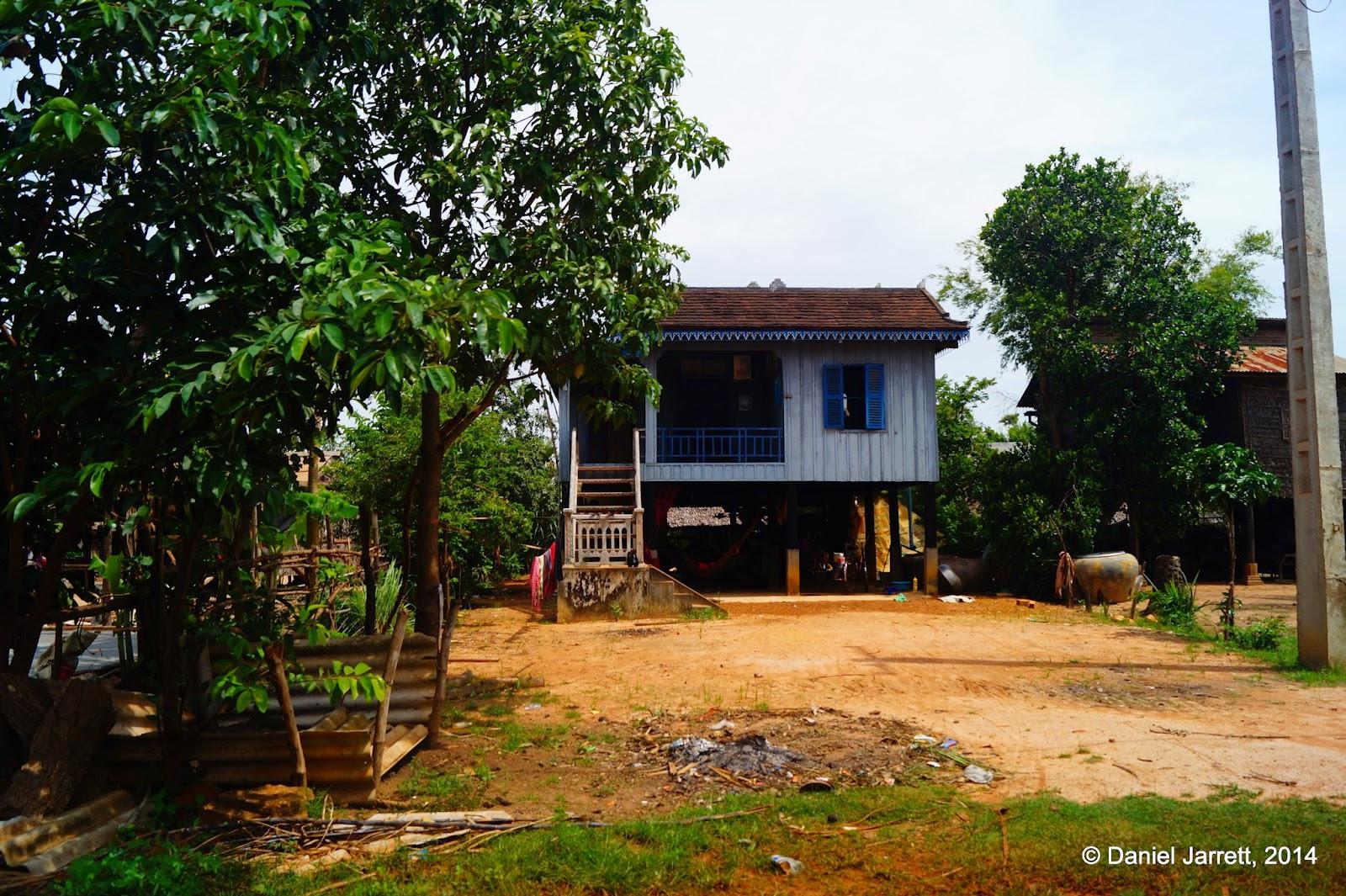 House, Cambodia