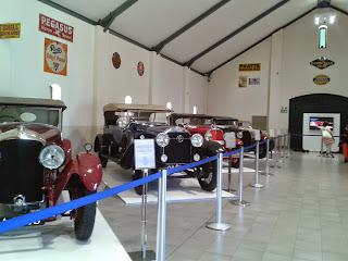 Franshoek Motor Museum Vintage Cars