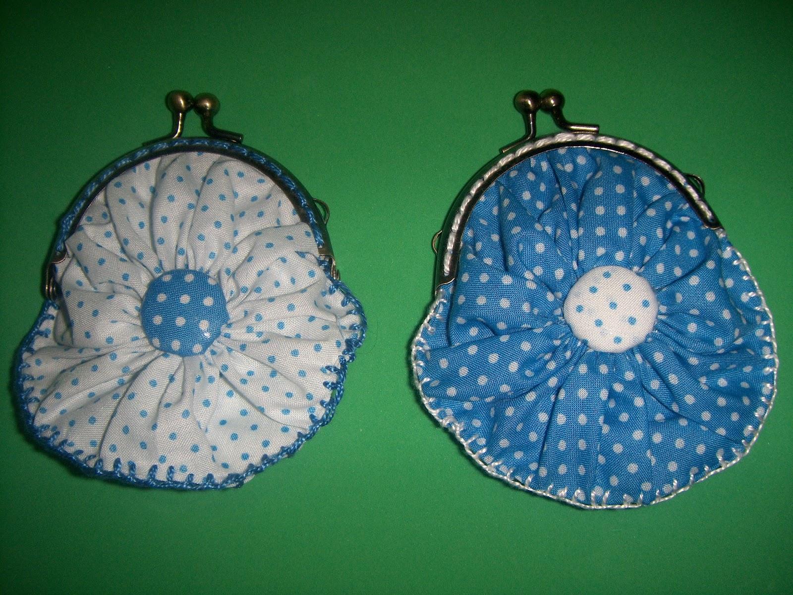Bolsa De Tecido Com Fecho : Artes da elisa bolsas em tecido com fecho metal