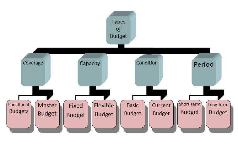 different type of budgeting technique Budgeting - overview 1 budgets as a mechanism of partitioning decision rights and as a mechanism for control - decision management - decision control.