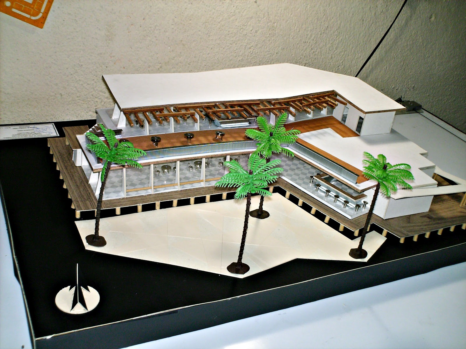 Portafolio dise o arquitect nico dise o arquitectonico 2 - Restaurantes de diseno ...