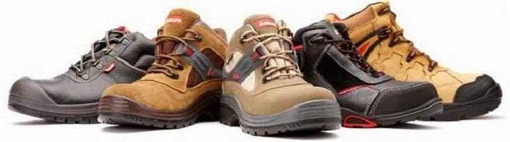 Harga Sepatu Safety Murah !!