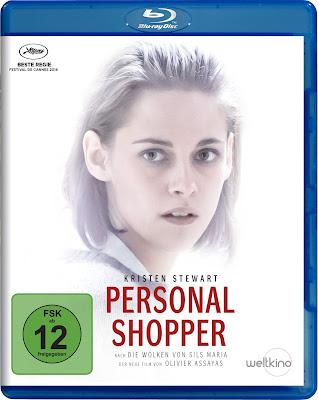 Filme Poster Personal Shopper