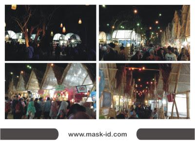FKY 2015 : Malam Minggu di Tamkul Concat | Mask-ID