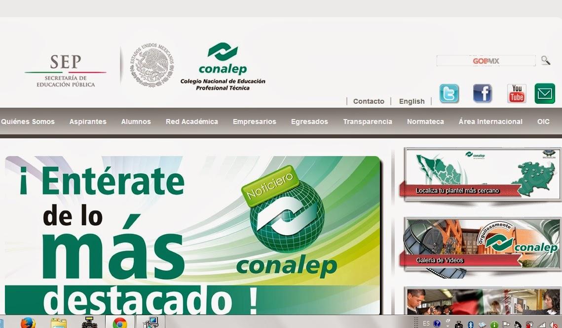 calificaciones sistemas 2013 noviembre consulta calificaciones conalep ...