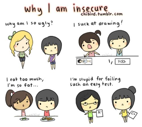 Why i m insecure
