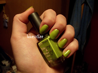 Sensique Strong & Trendy Nails nr 255 - Drink with Lime