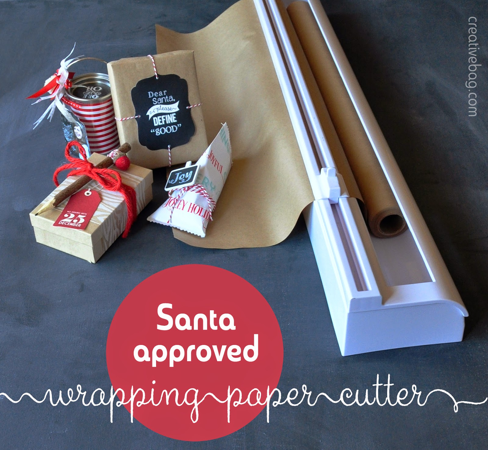 wrapping paper cutter | Creative Bag