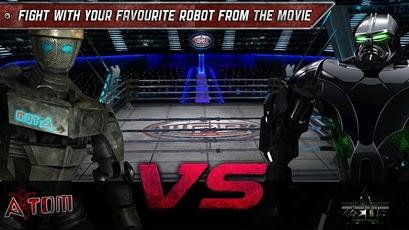 Real Steel World Robot Boxing 4.4.70 Mod Apk+Data Full Android