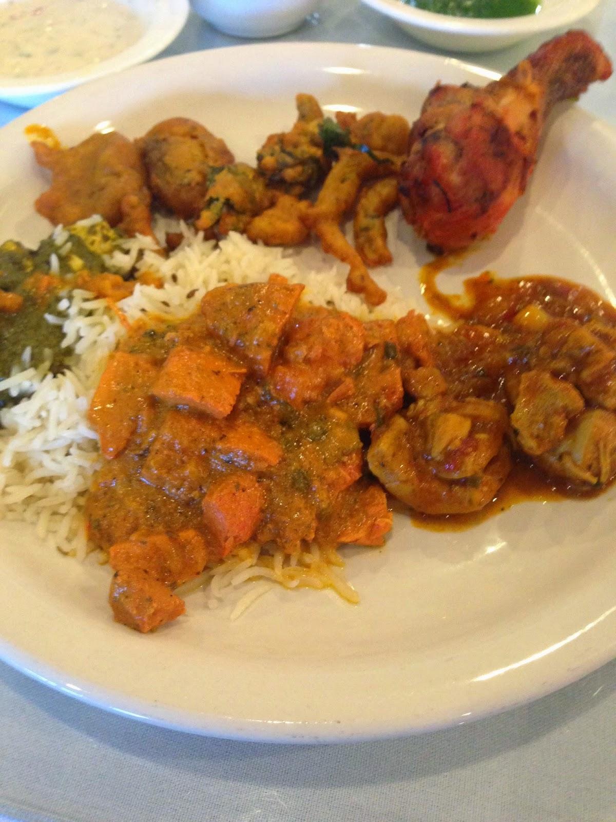 Amber Indian Restaurant Castleton Menu