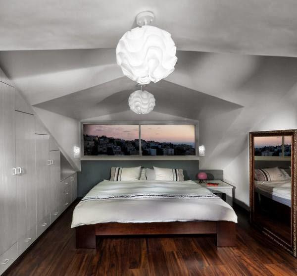 Fotos con ideas para decorar un dormitorio peque o - Decorar dormitorio pequeno ...