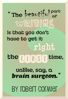 Quote about editing your work