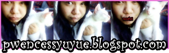 Pwencess Yuyue Official Blogspot dot Com (NH)