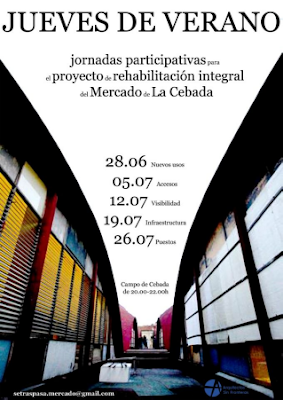 taller en julio 2012