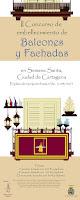 II Concurso de embellecimiento de balcones y fachadas Semana Santa Ciudad de Cartagena