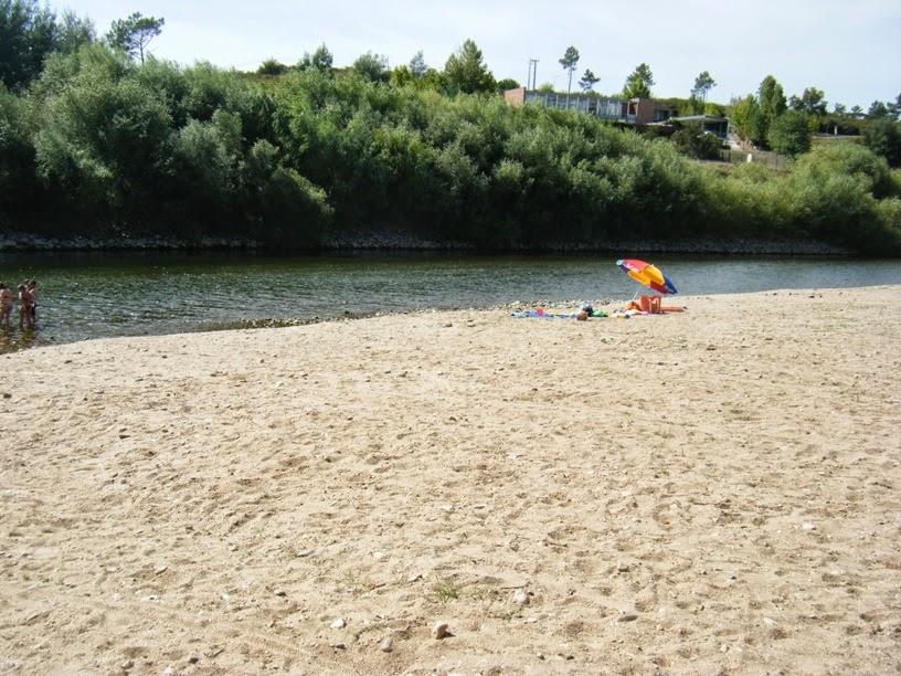 Praia Fluvial em Constância
