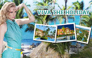 "Promoção ""Viva The Holiday"""