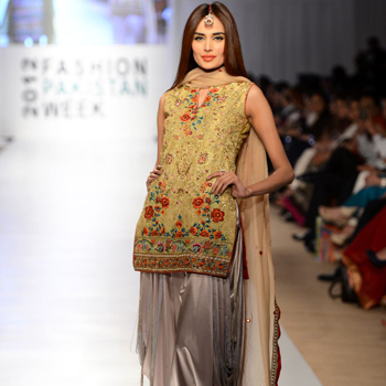 Nargis Hafeez Collection At Fashion Pakistan Pakistani