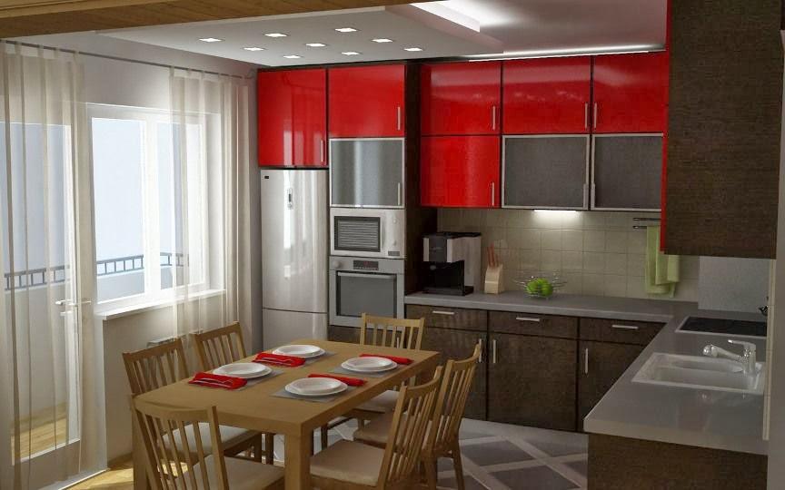 Кухня 3D - 17