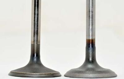 Fungsi, bagian dan cara penyetelan katup / klep / valve serta permasalahannya