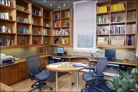 Mengatur Pencahayaan Rumah Kantor Anda