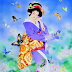 Morita Haruyo's Vibrant, Modern Ukiyo-E