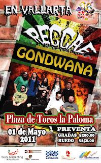 Gondwana en Puerto Vallarta
