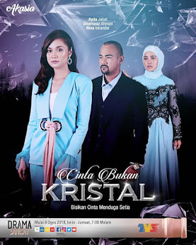 OST Cinta Bukan Kristal (Akasia TV3)