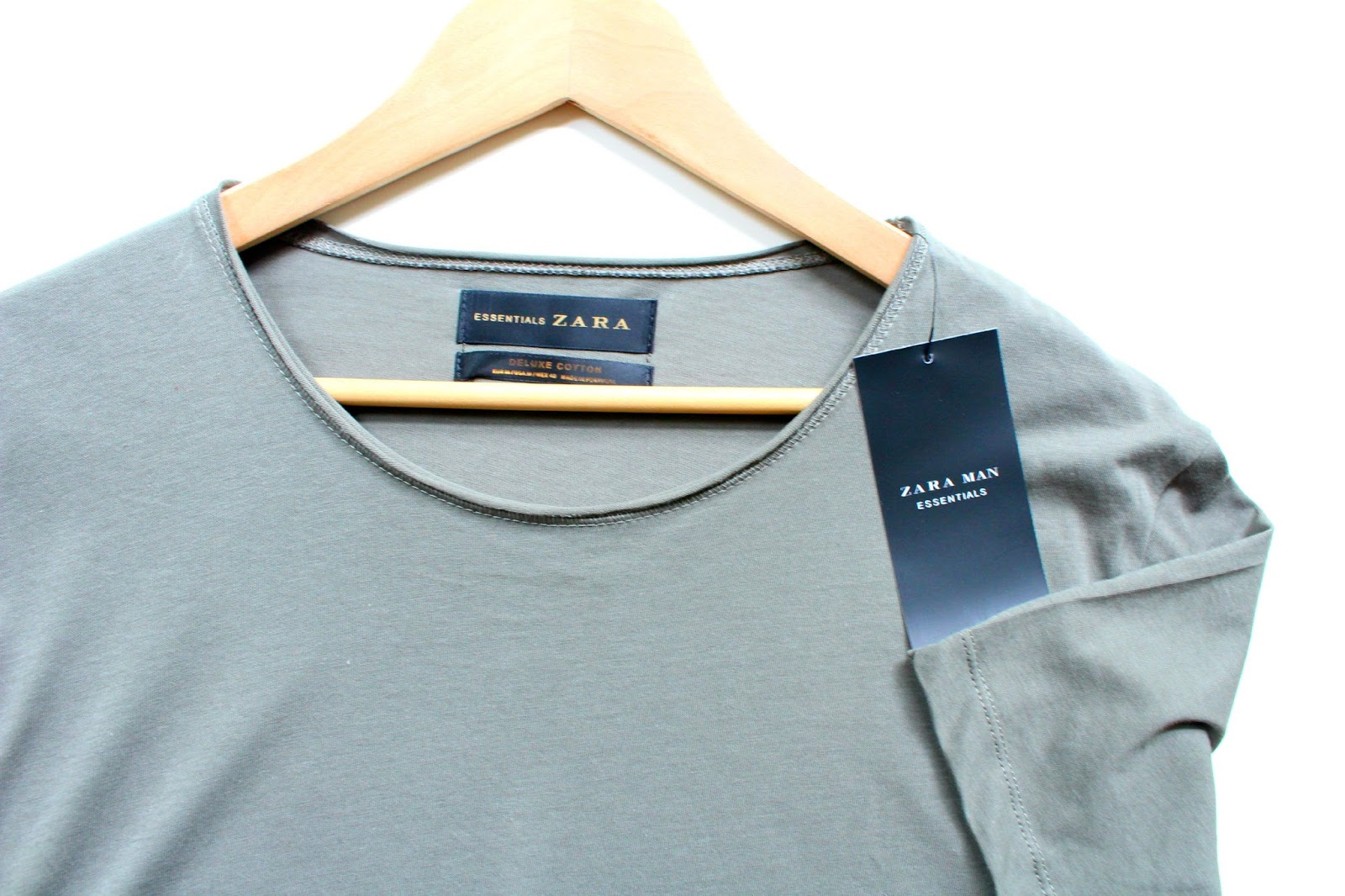Zara Men // T-shirts | The Classic Male