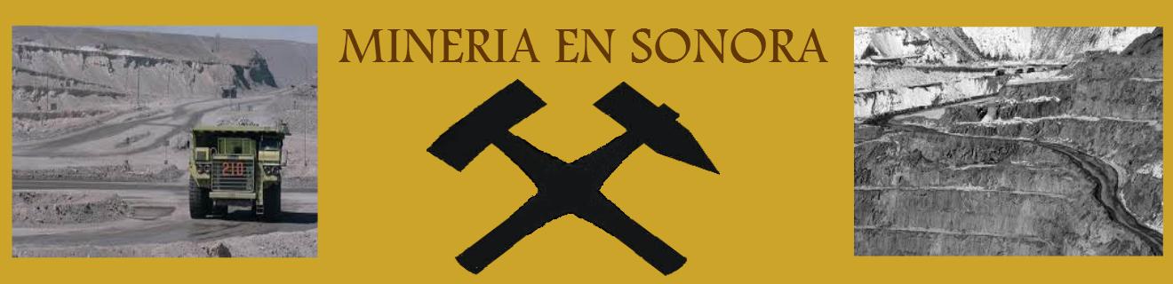 Minas en Sonora